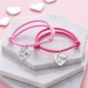 Little sister bracelets