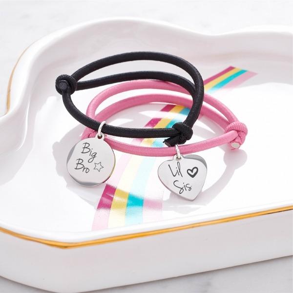 Bis sister bracelets