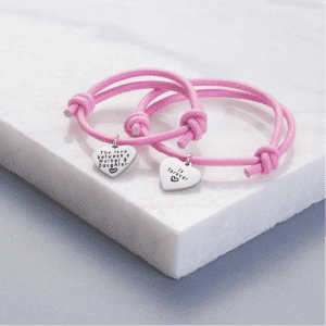 Double Sided Personalised Bracelets - Inscripture - Personalised Jewellery
