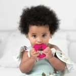 Inscripture - Pink Star Teether