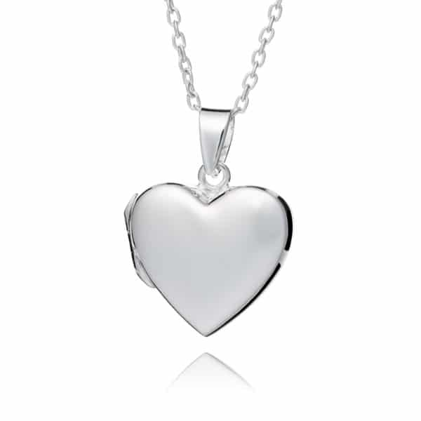 Inscripture- Sterling Silver Locket
