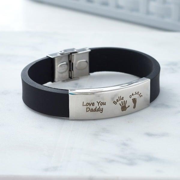 Inscripture - Cuff Bracelet
