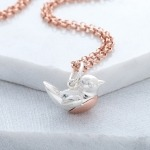 Inscripture - Robin Necklace RG