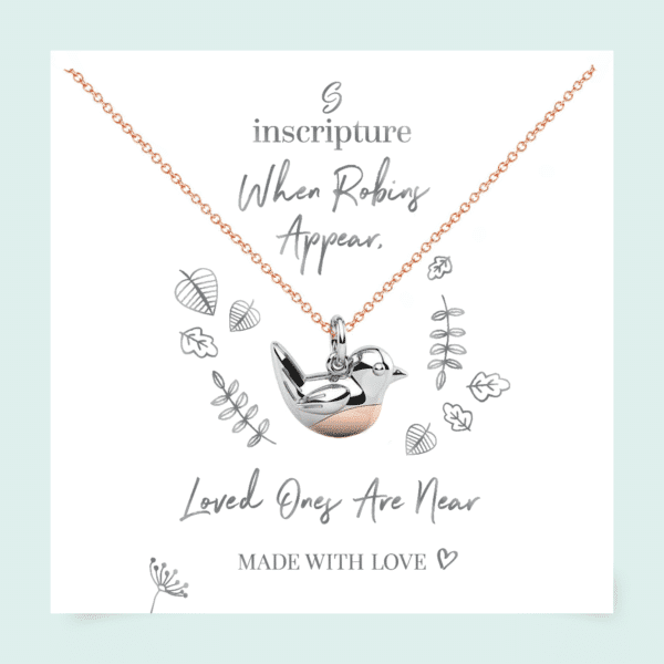 Inscripture - Robin Rose Gold chain