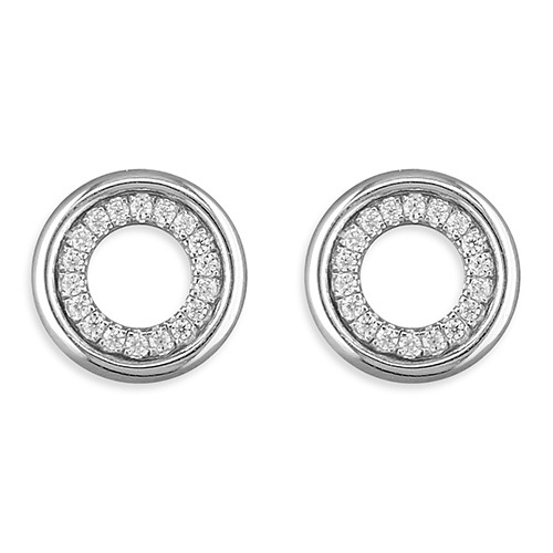 Inscripture - Halo Earrings
