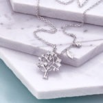 Inscripture - Family Tree Necklace