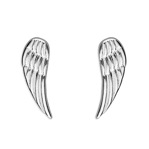 Inscripture - Angel Wing Studs