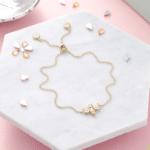 Bee Bracelet GOLD NEW (1)