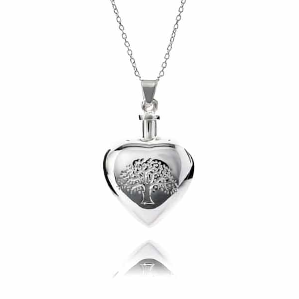 Tree of Life urn necklace