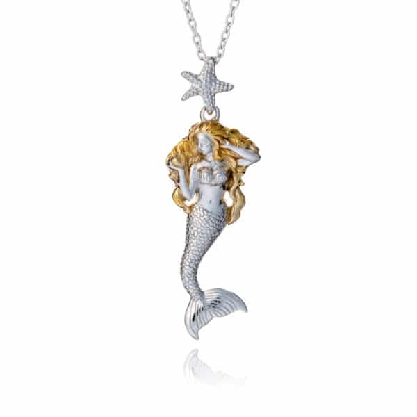Inscripture - Mermaid Necklace