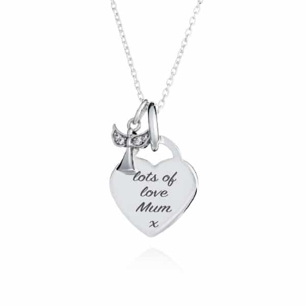 Angel Heart Necklace-01