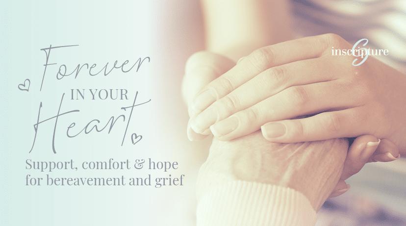 Bereavement Support - Inscripture - Memorial Jewellery