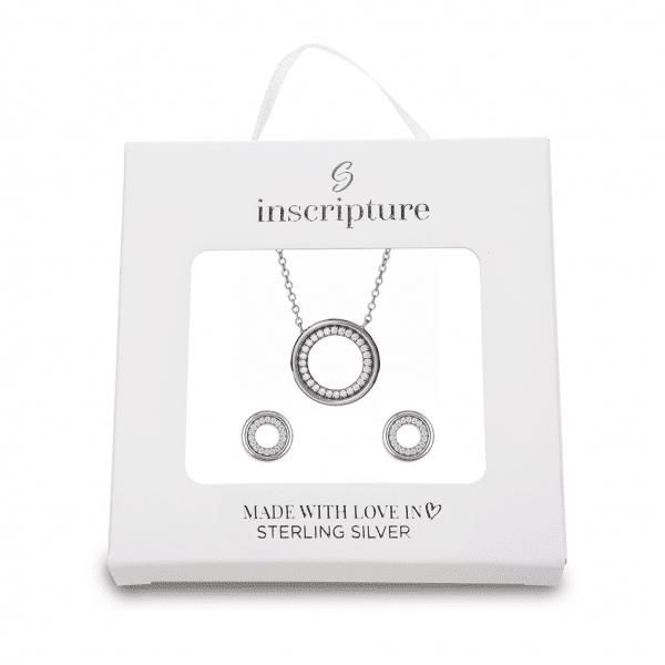 Silver-Circle-pendant