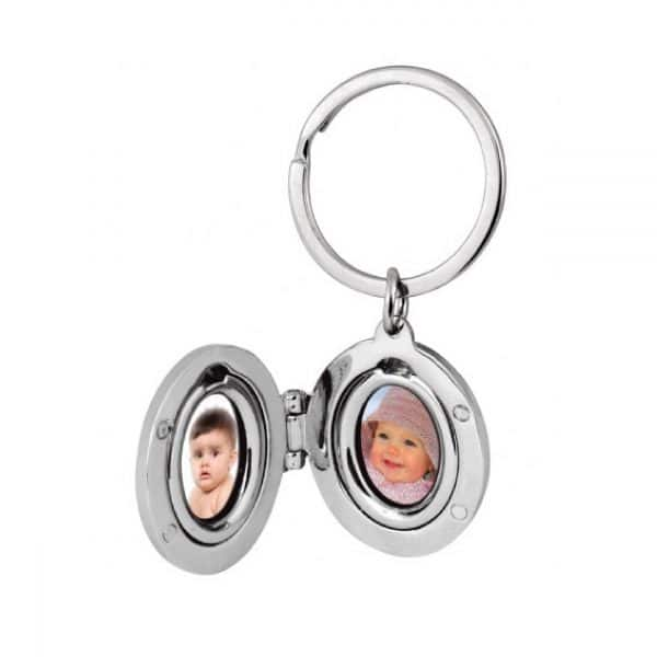 Handwriting & Photo Keyring - Inscripture