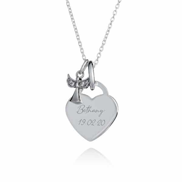 Angel Memorial Necklace-01